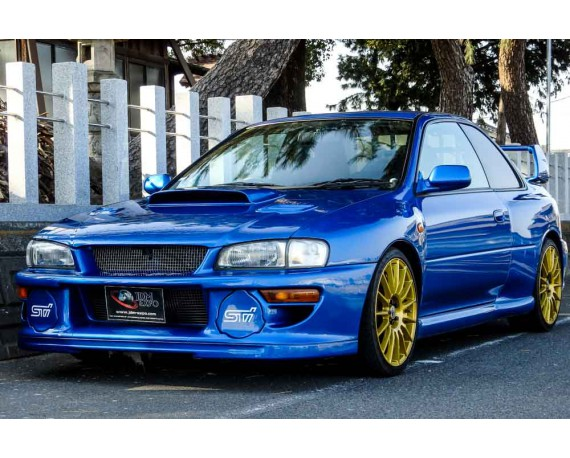 Sti For Sale >> Subaru Impreza 22b Sti For Sale In Japan Jdm Expo Buy Rare Jdm Cars