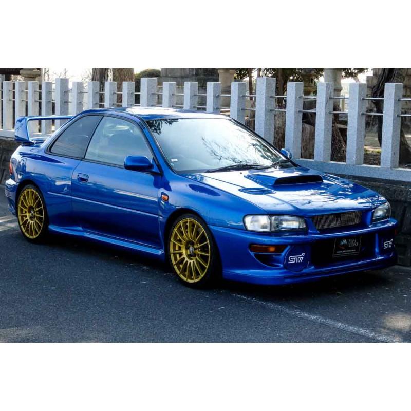 Sti For Sale >> Subaru Impreza 22b Sti For Sale In Japan Jdm Expo Buy Rare Jdm Cars