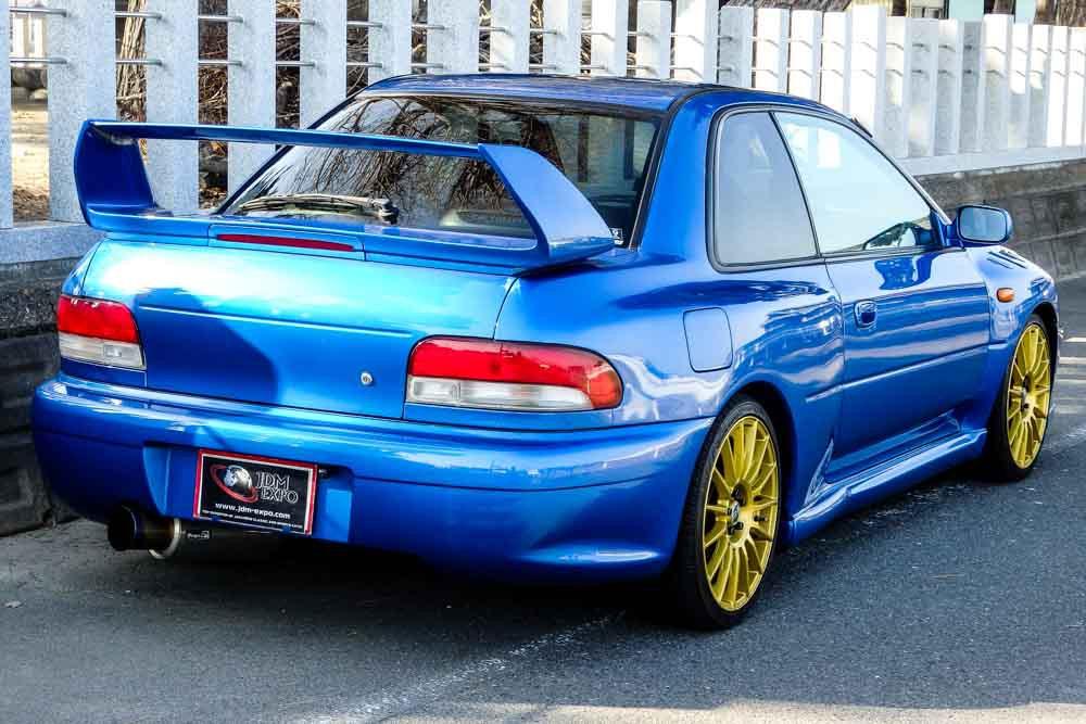 Subaru Impreza 22B STi for sale in Japan JDM EXPO Buy rare ...