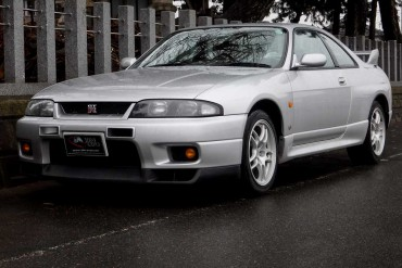 Nissan GTR R33 V-Spec  for sale JDM EXPO (N.8152)