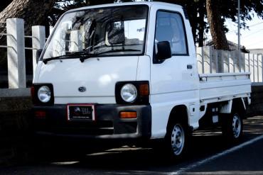 Subaru Sambar for sale JDM EXPO (N.8158)
