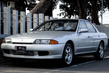 Nissan Skyline for sale JDM EXPO (N.8159)