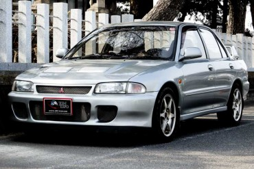 Mitsubishi Lancer Evolution II for sale JDM EXPO (N.8160)