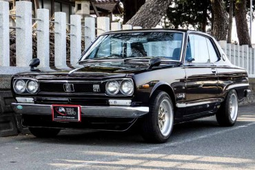Skyline Hakosuka KGC10 for sale JDM EXPO (N.8161)
