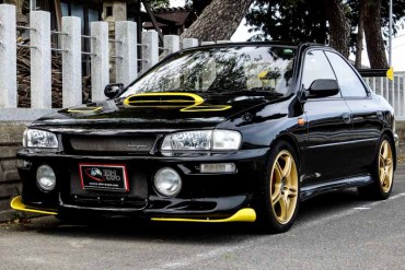Subaru WRX STI type R Tommy Kaira for sale JDM EXPO (N.8165)