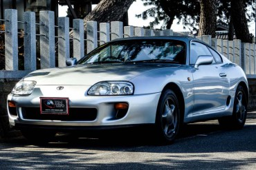 Toyota Supra MK4 for sale (N.8157)