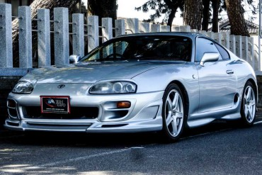 Toyota Supra JZA80 for sale  JDM EXPO (N.8167)