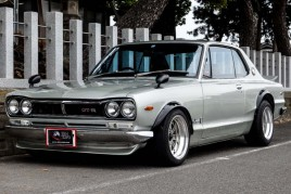 Nissan Skyline Hakosuka for sale (N.8169)