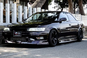 Toyota Mark II Tourer V JZX90 for sale JDM EXPO (N.8170)