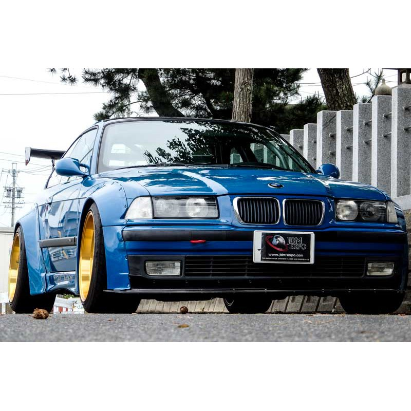 BMW M3 E36 Heavily Modded For Sale At JDM EXPO Japan