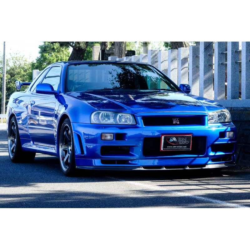 1999 Nissan Skyline Gtr R34 For Sale >> Skyline GTR R34 for sale in Japan at JDM EXPO BNR34 ...