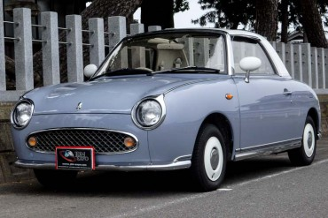 Nissan Figaro for sale JDM EXPO (N.8182)