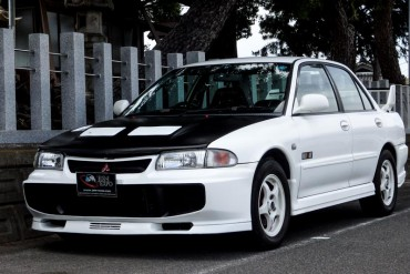 Lancer EVO III for sale JDM EXPO (N.8184)