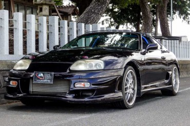 Toyota Supra JZA80 for sale JDM EXPO (N.8188)