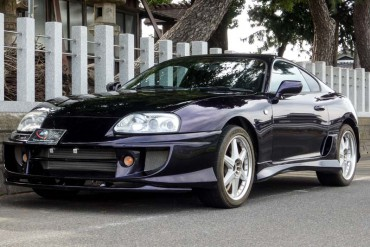 Toyota Supra JZA80 for sale JDM EXPO (N.8189)