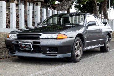 Nissan Skyline GTR R32 for sale JDM EXPO (N.8190)