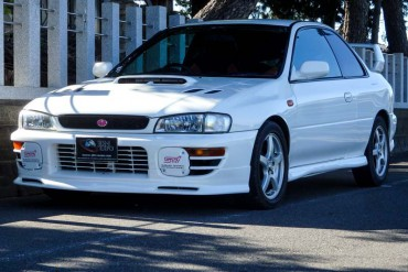 Subaru IMPREZA STI type R for sale JDM EXPO (N.8193)