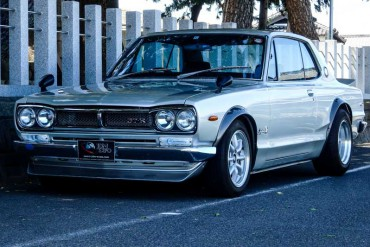 Nissan Skyline Hakosuka KGC10 for sale (N.8181)