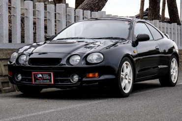 Toyota Celica GT FOUR for sale JDM EXPO (N.8200)
