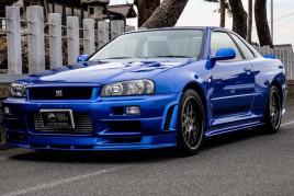 Nissan Skyline GTR V-Spec for sale (N.8201)