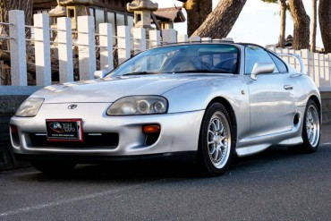 Toyota Supra JZA80 for sale JDM EXPO (N.8204)
