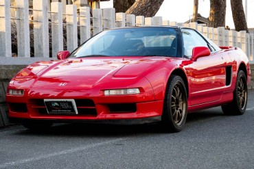 Honda NSX for sale JDM EXPO (N.8205)