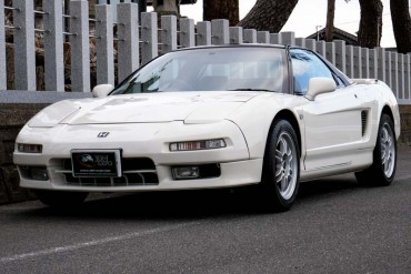 Honda NSX for sale JDM EXPO (N.8207)