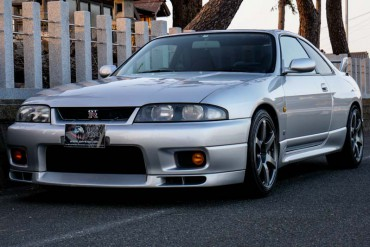 Nissan Skyline GTR R33 V-spec for JDM EXPO (N.8208)