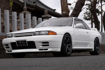 Nissan Skyline GTR R32 for sale JDM EXPO (N.8209)