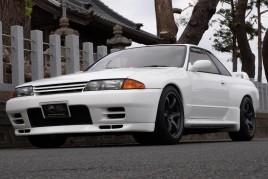 Nissan Skyline GTR R32  (N.8209)