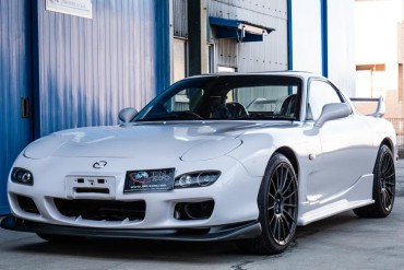 Mazda RX7 for sale JDM EXPO (N.8210)