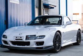 Mazda RX7 for sale (N.8210)