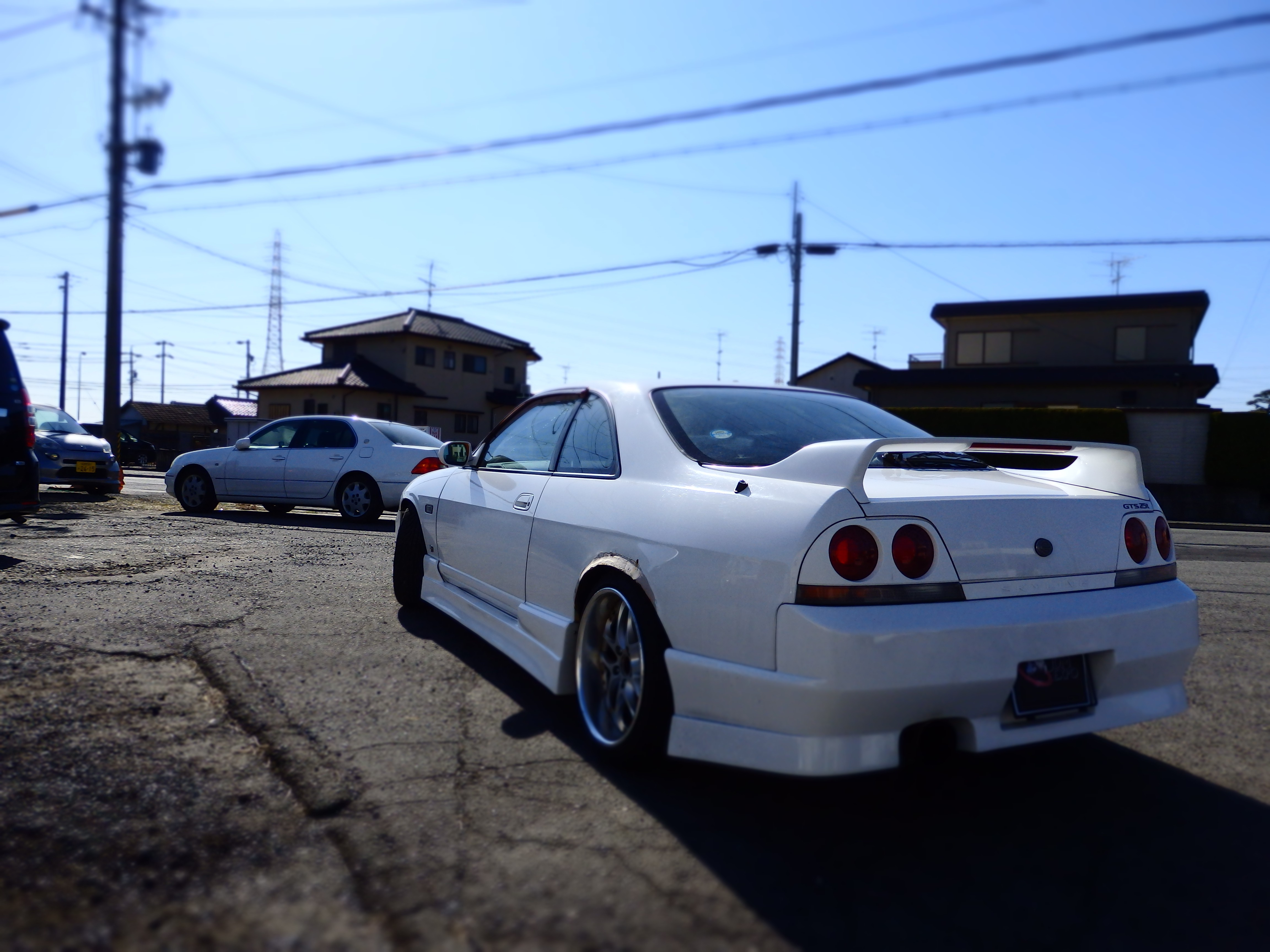 Nissan skyline r33 for sale