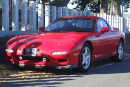 Mazda RX7 for sale (N. 8211)