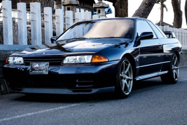 Nissan Skyline GTR R32 for sale JDM EXPO (N.8213)
