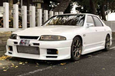 Nissan Skyline R33 for sale  (N.8214)