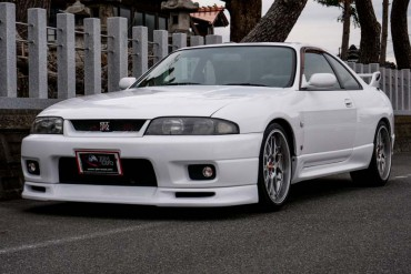 Nissan Skyline GTR R33 for JDM EXPO (N.8216)