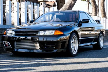 Nissan Skyline GTR R32 for sale JDM EXPO (N.8219)