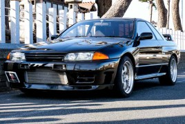 Nissan Skyline GTR for sale (N.8219)