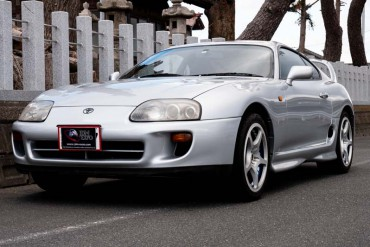 Toyota Supra JZA80 for sale JDM EXPO (N.8221)