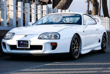 Toyota Supra JZA80 for sale jdm expo (N.8222)