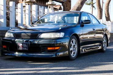 Toyota Mark II Tourer-V for sale JDM EXPO (N.8223)