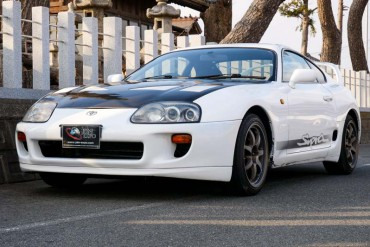 Toyota Supra JZA80 for sale jdm expo (N.8225)