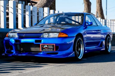 Nissan Skyline GTR R32 for sale JDM EXPO (N.8226)