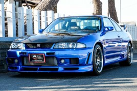Nissan Skyline GTR V spec for sale (N.8227)