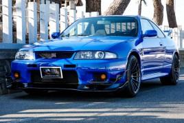 Nissan Skyline GTR fro sale (N.8231)