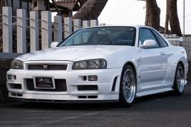 Nissan Gtr R34 For Sale >> Nissan Skyline Gtr R34 For Sale In Japan Import Skyline