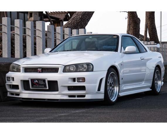 Skyline Gtr R34 For Sale >> Nissan Skyline Gtr R34 For Sale In Japan Import Skyline