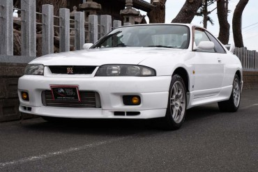 Nissan Skyline GTR R33 for sale JDM EXPO (N.8237)