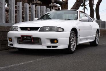 Nissan Skyline GTR R33 for sale JDM EXPO (N.8237)